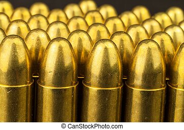 9mm caliber cartridges. Sale of weapons and ammunition. The right to bear arms.