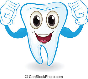 A strong tooth