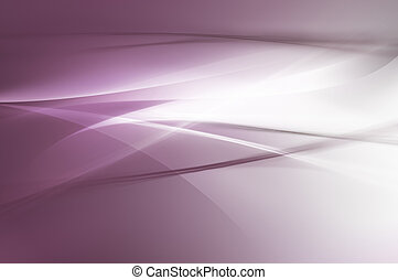 Abstract purple waves background
