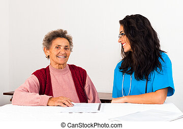 Agreement to Nursing Home