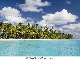 Aitutaki Lagoon - Cook Islands - South Pacific