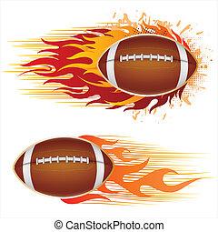america football design elements