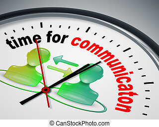 time for communication