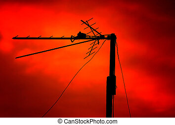 Antenna on the Sky