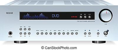 Audio Hi-Fi Stereo Sound Receiver