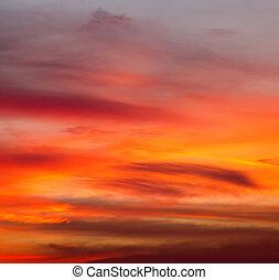 background sky sunrise