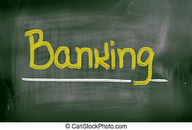 Banking Concept