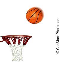 Basketball Score Shoot to Hoop