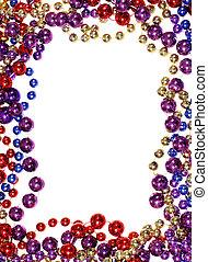 bead string outline