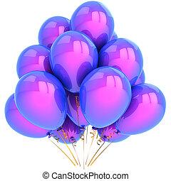 Beautiful party balloons (Hi-Res)