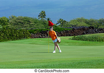 Big Island Golf Game
