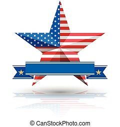 Big Star American Flag