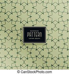 big star shape line pattern background design