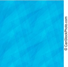 Blue Abstract Seamless Background