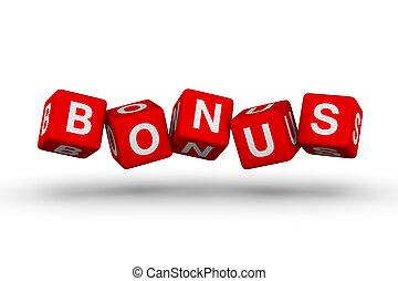 bonus symbol for sales promotion