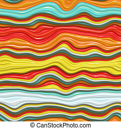 bright rainbow colored layers like plastic or ink flow. tiles seamlessly