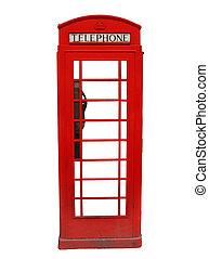 British Telephone Booth