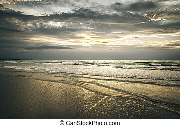 Broome Australia sunset