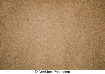 Brown textured blank paper sheet background