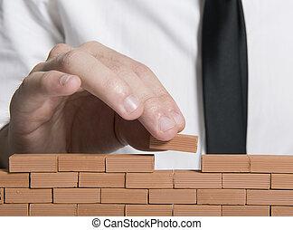 Concept of build a company