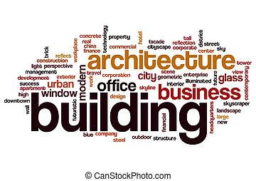 Building word cloud concept