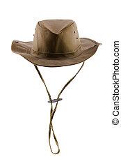 Bush hat isolated