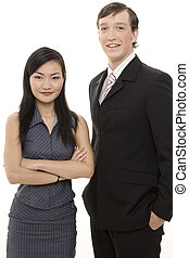 Business Couple 1