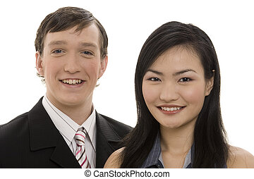 Business Couple 4