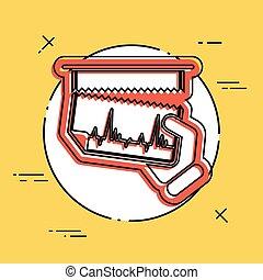 Cardiac test document