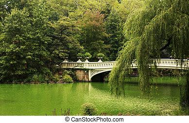 Central Park, New York City