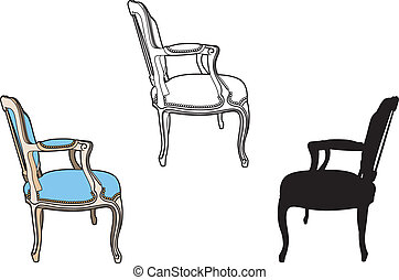 Chair style profile