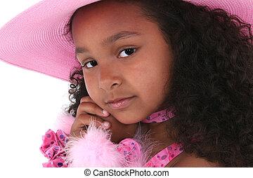 Child Girl Hat