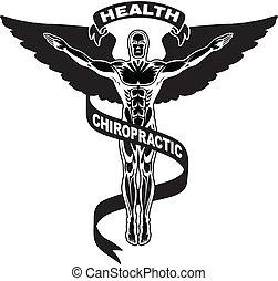 Chiropractic Symbol II
