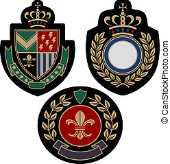 insigina emblem badge shield