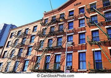 classical NY home, Manhattan