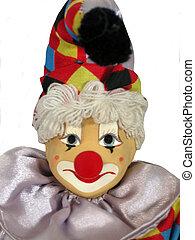 Clown Headshot 1