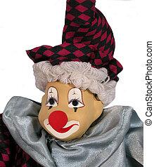 Clown Headshot 2