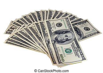 Cold Hard Cash - $3,000.00 US dollars