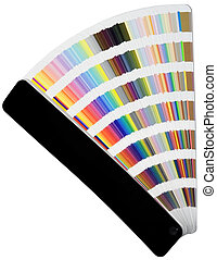 Color scale charts