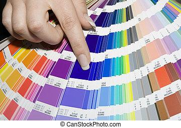 Color scale
