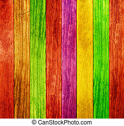 color wood background