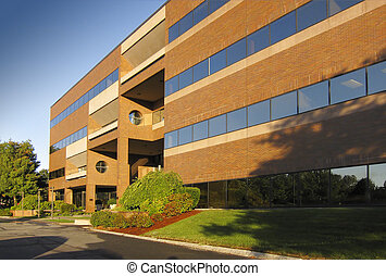 Commercial office building