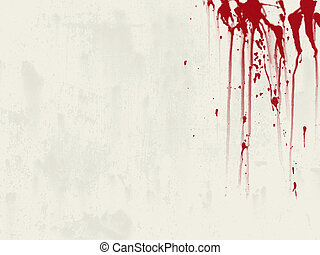 composition of a blood background