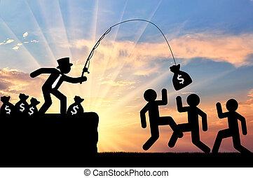 Concept of economic inequality