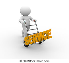 Concept of service