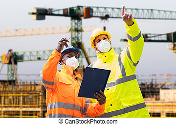 Construction Site Engineer
