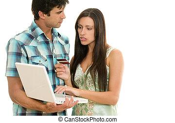 Consumer Spending Online