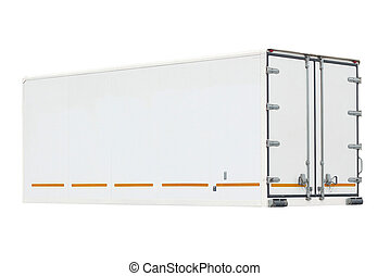 container on a white background.