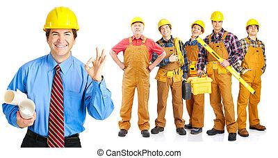 contractors people