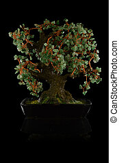 Copper Money Tree